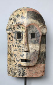 Mask Kumu-Peoples Congo