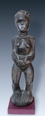 Temne Fertility Figure